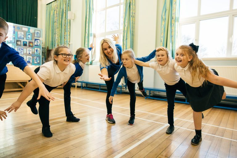 Exploring the impact of dance on writing at Town Field Primary