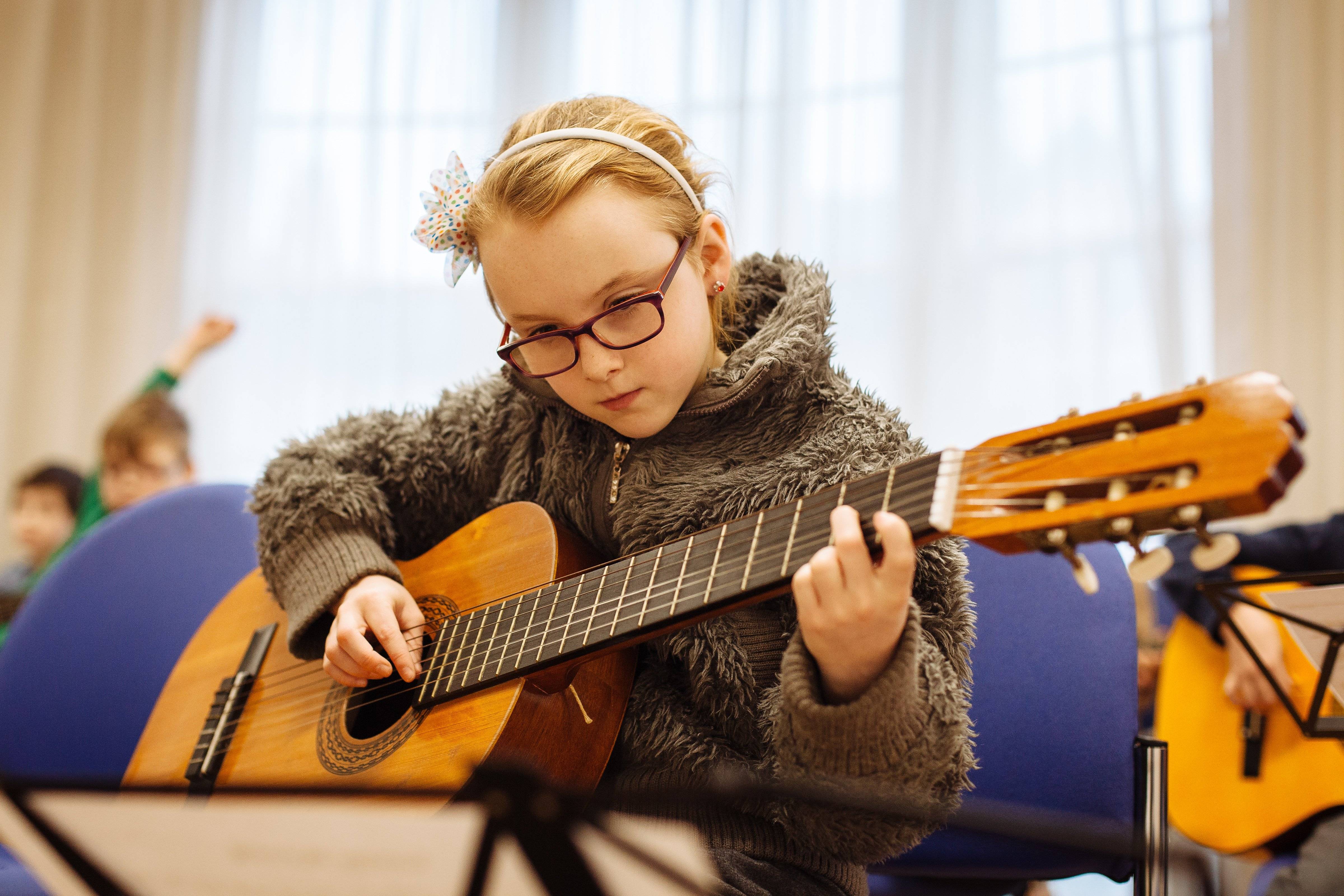Ensembles and bands (children and adults): timetables