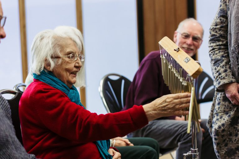 In The Moment - Dementia Friendly Arts & Culture