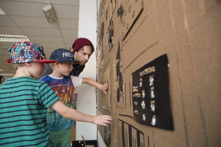 Blast off into space with our summer holiday workshops!