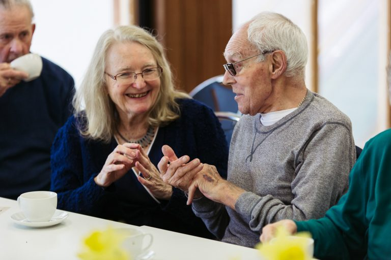 Free art workshops invite adults with dementia to get creative!